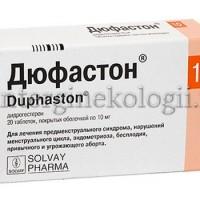Лечение поликистоза яичников дюфастоном