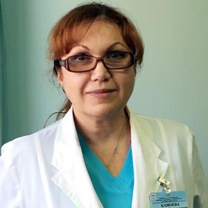 Камоева С.В. врач акушер гинеколог
